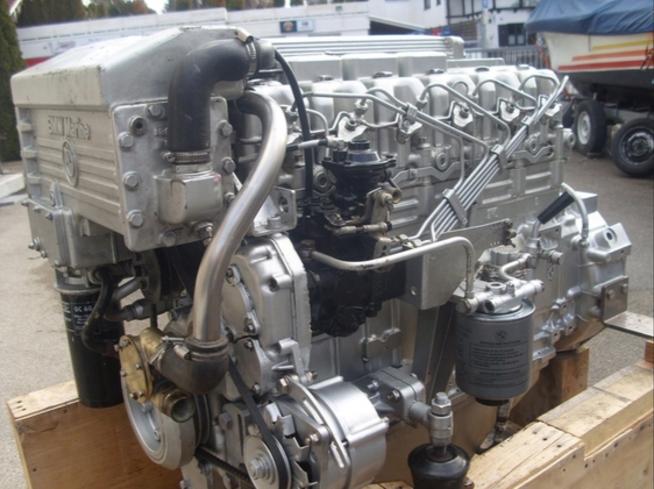 BMW D190 Marine Diesel Engine