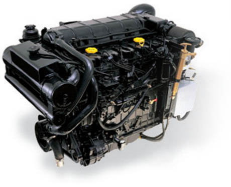 Cummins Mercruiser Diesel Marine Engine