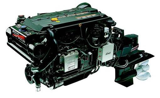 Mercury Mercruiser Marine Diesel Engine
