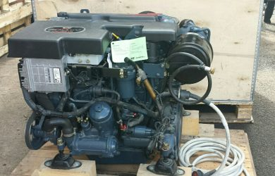 VM Motori MD704 Marine Engine